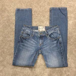 Anerican Rag straight leg jeans